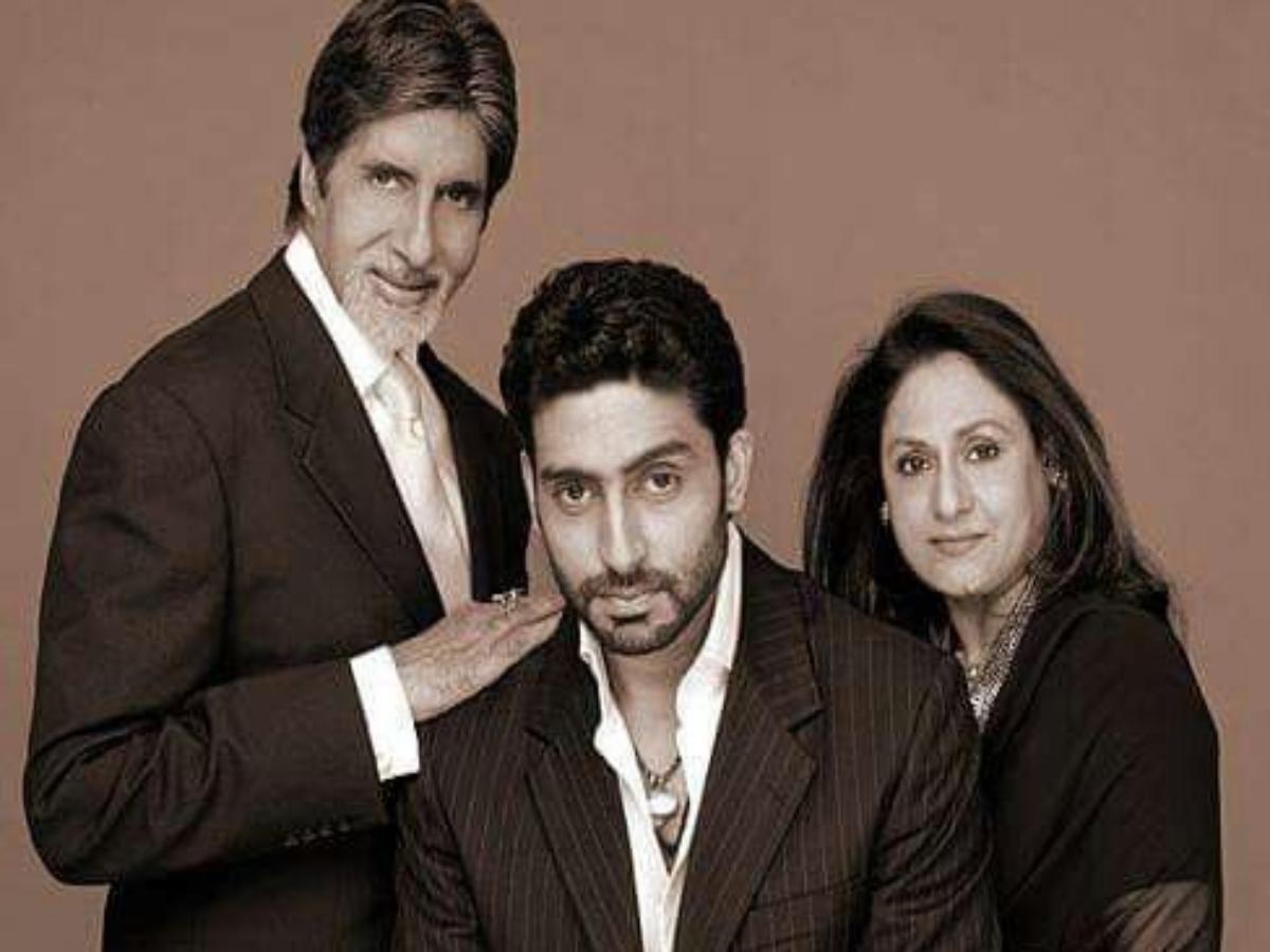 Abhishek Bachchan wishes mommy Jaya Bachchan on her birthday with vintage pic