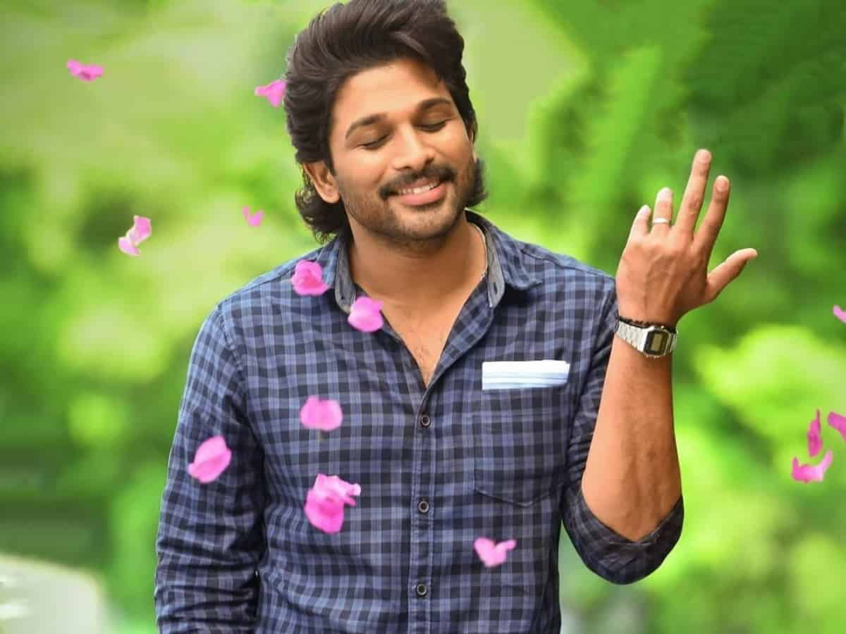 Allu Arjun tests positive for COVID-19; isolated at home