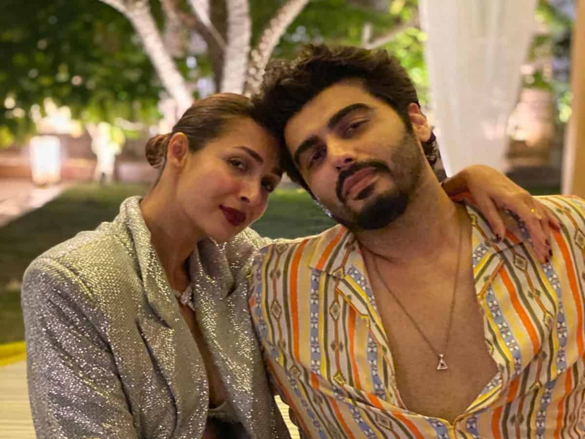 Malaika Arora's reaction on age difference trolls with beau Arjun Kapoor