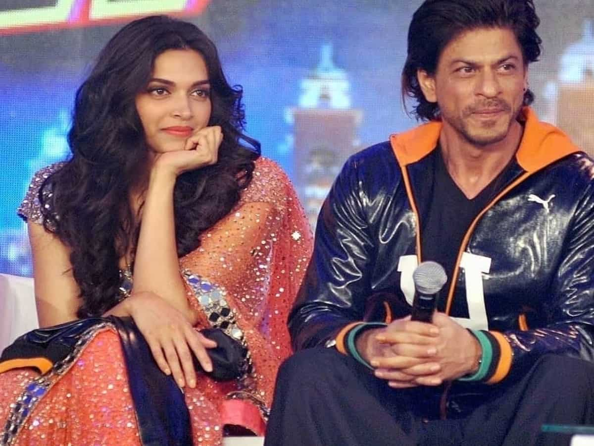 Here's a latest update on SRK-Deepika starrer 'Pathan'