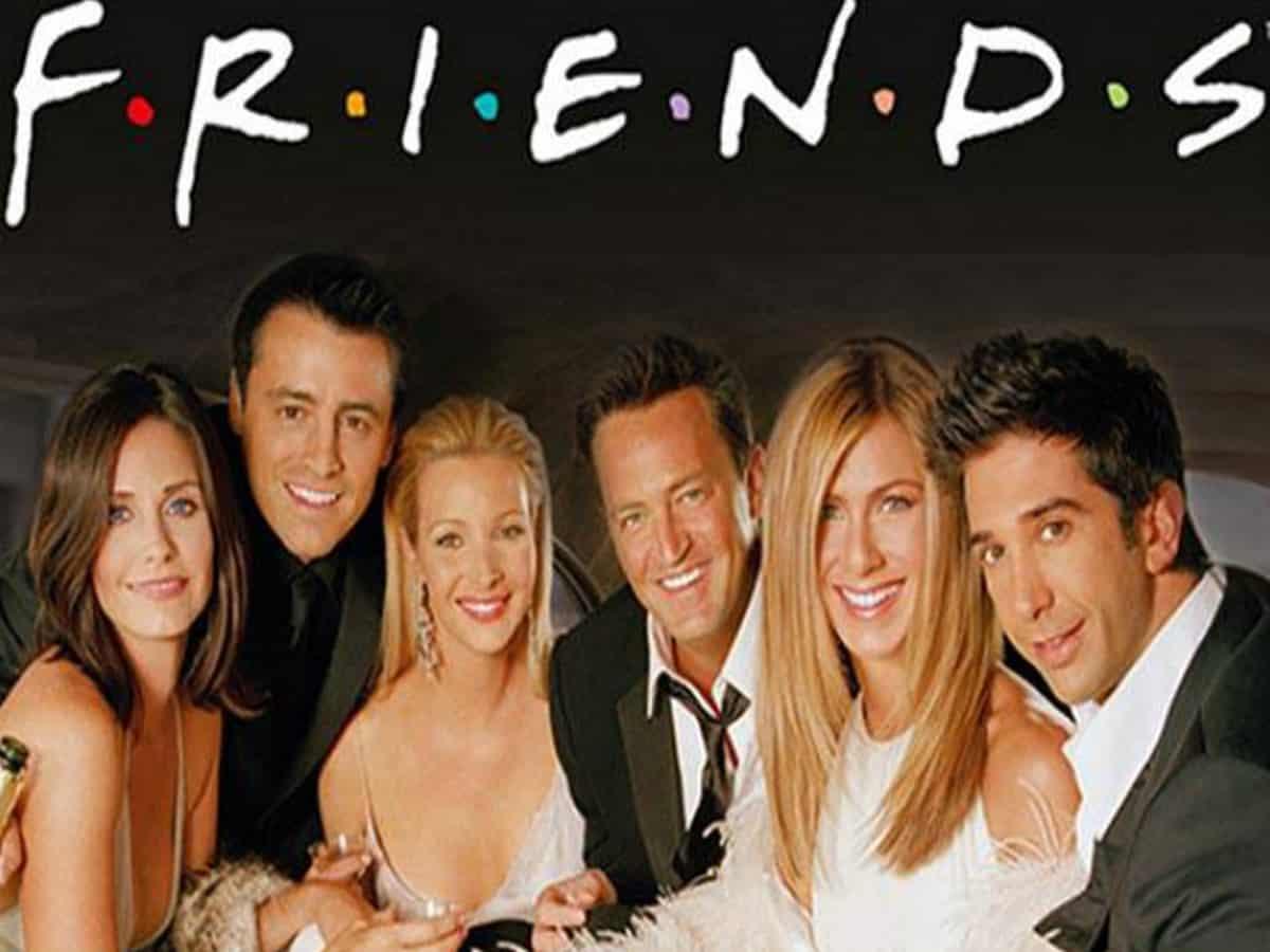 'Friends reunion' to use original stage, fountain for nostalgic sequel