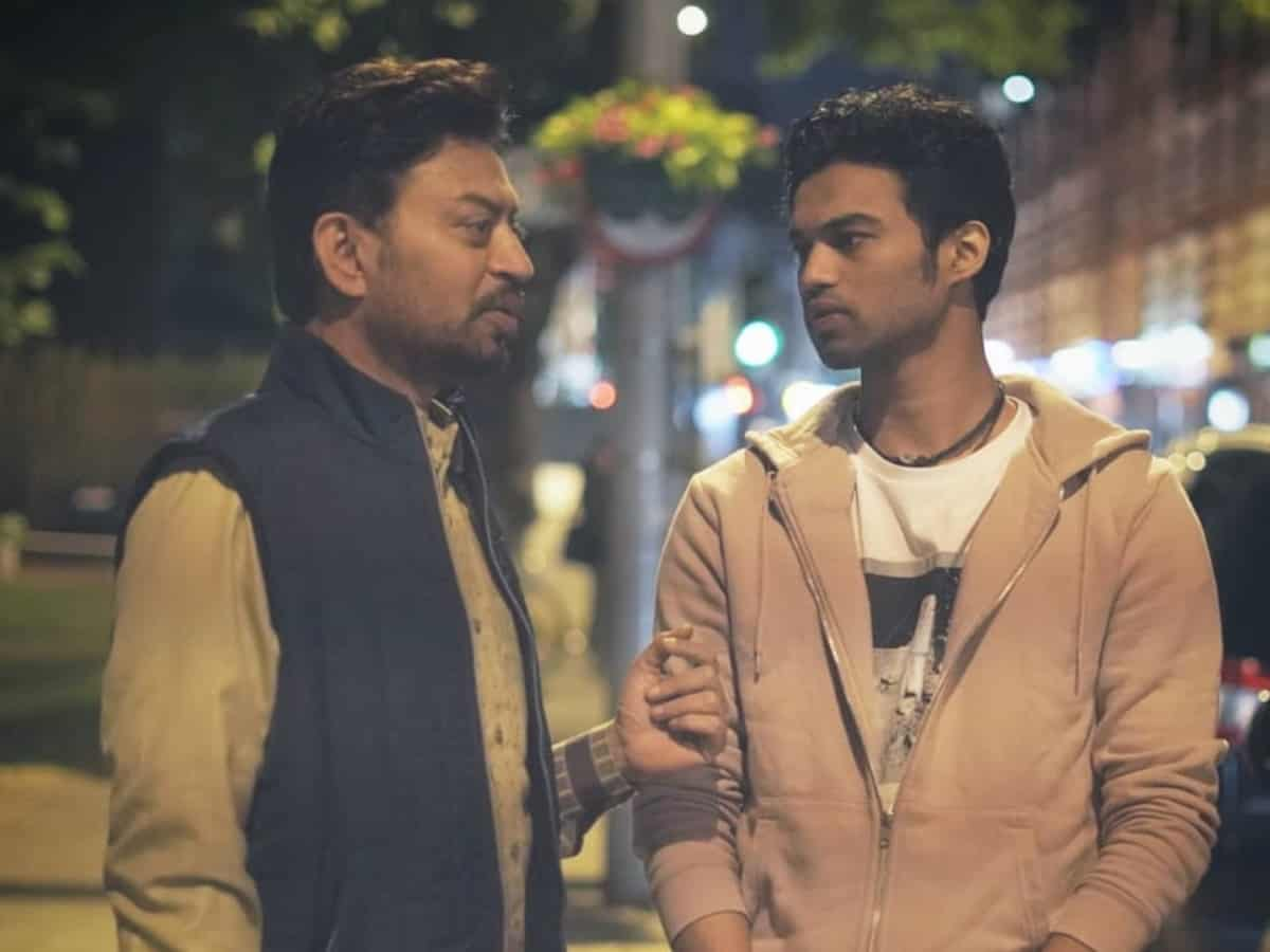 Babil remembers Irrfan on his first death anniversary, says, Nobody can ever replace him