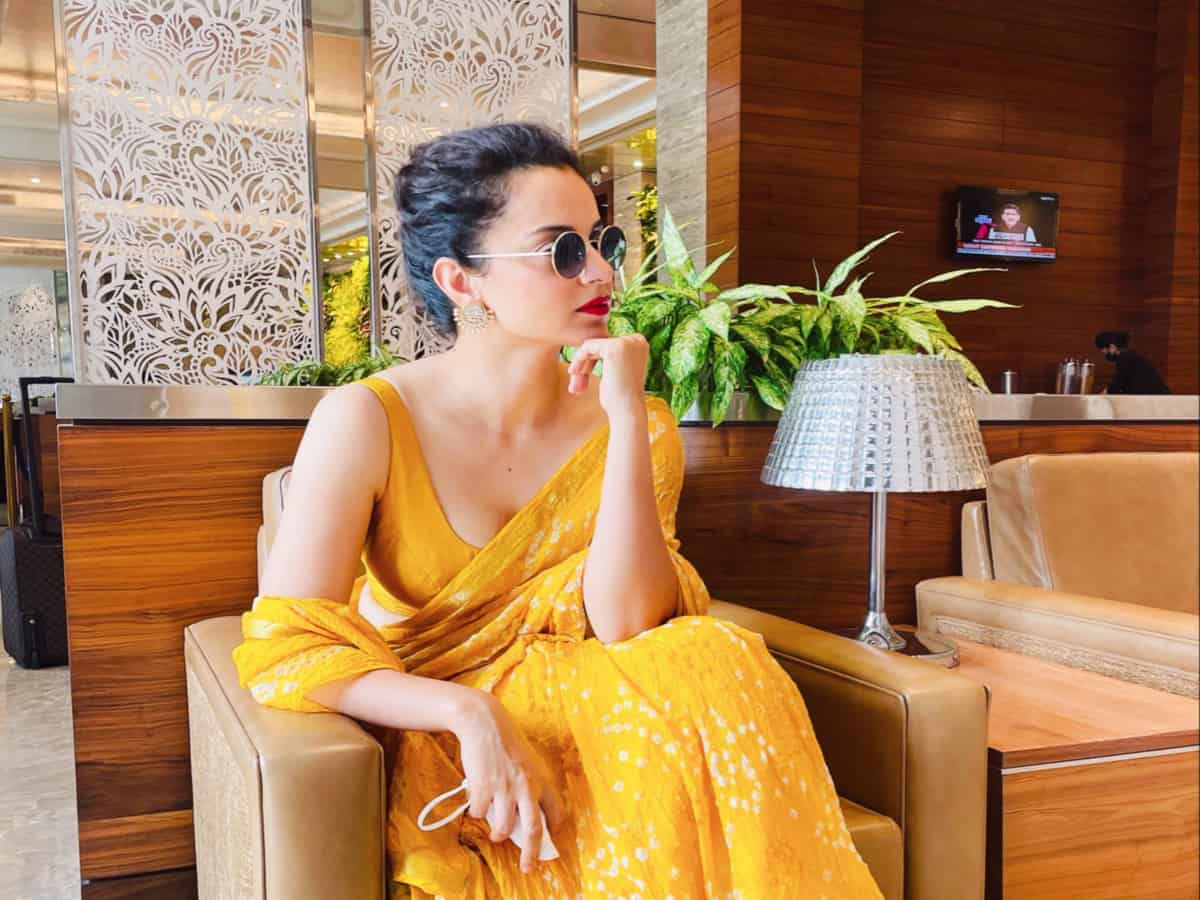 Here's what Kangana Ranaut has to say about being an 'ultranationalist'
