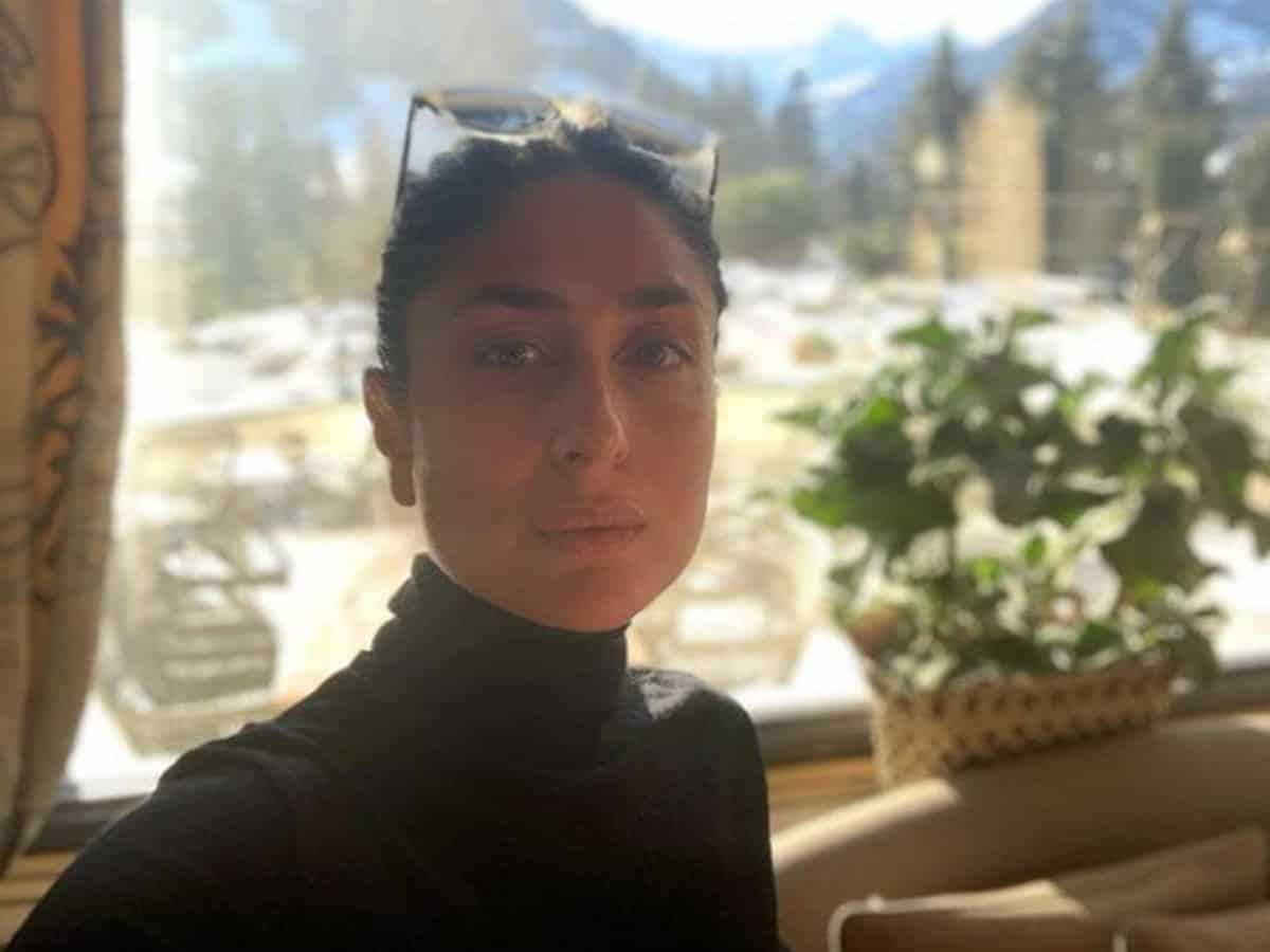 Kareena Kapoor Khan: Lockdown doesn't mean giving up