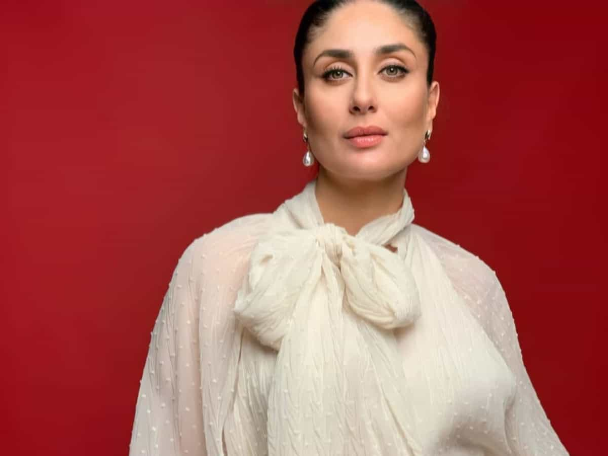 Watch: Kareena reveals dishes she'd cook for Shah Rukh, Saif and Salman