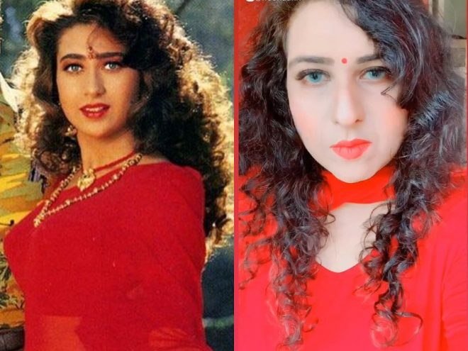 Doppelganger alert! Meet Heena from Pak who exactly resembles Karisma Kapoor