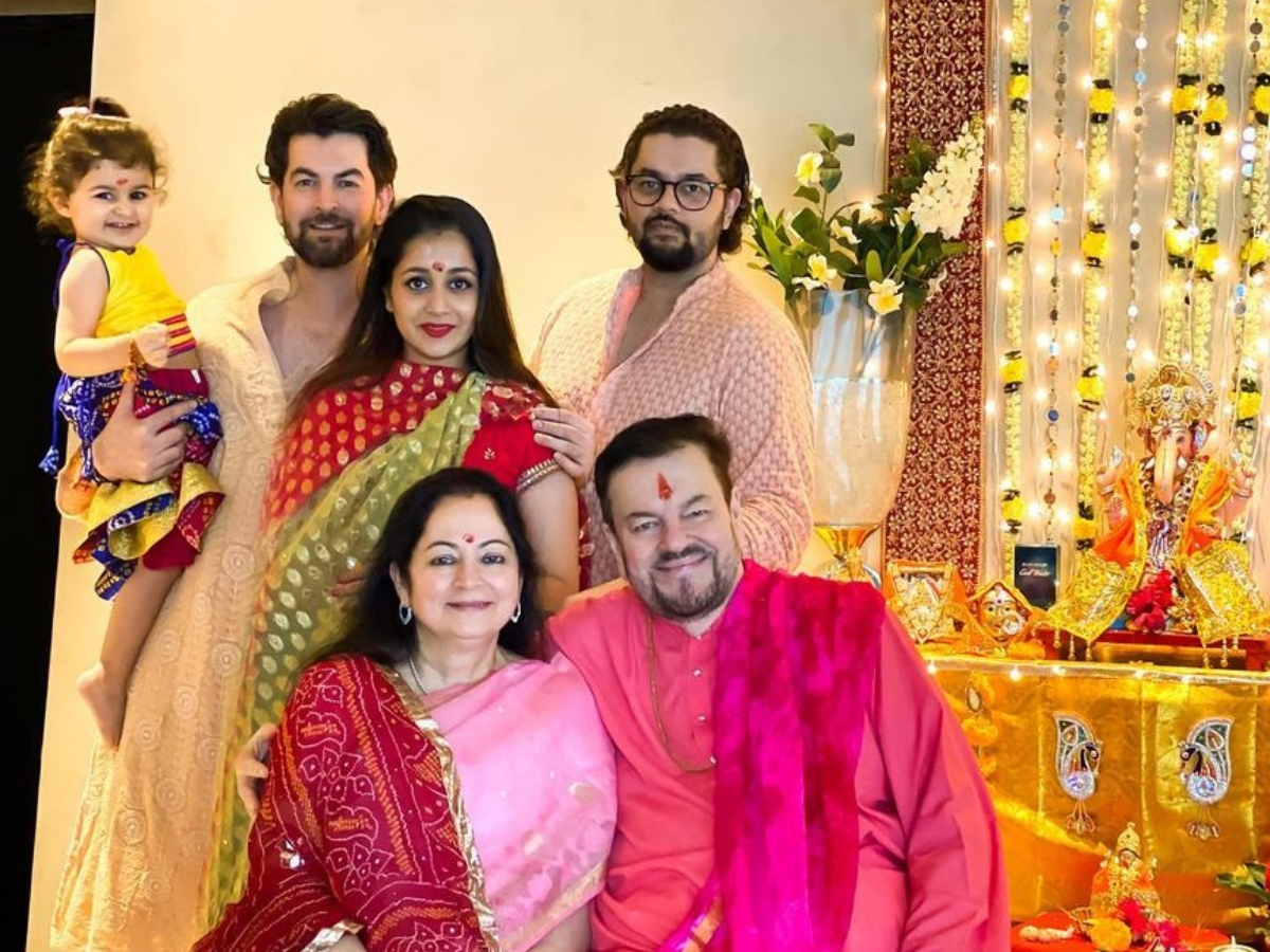 'Inspite of staying home': Neil Nitin Mukesh on his COVID positive report
