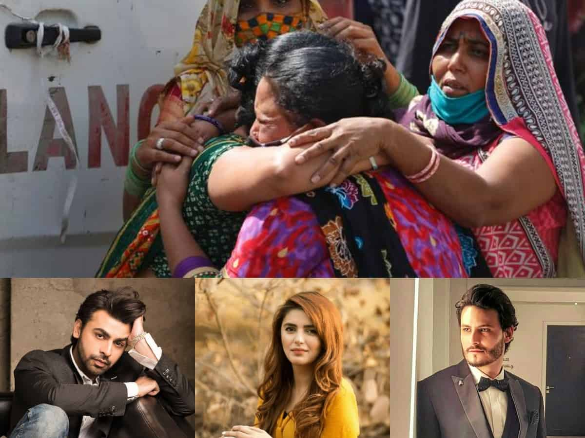 COVID-19: Pak celebs extends prayers, support after seeing heart-wrenching visuals of India