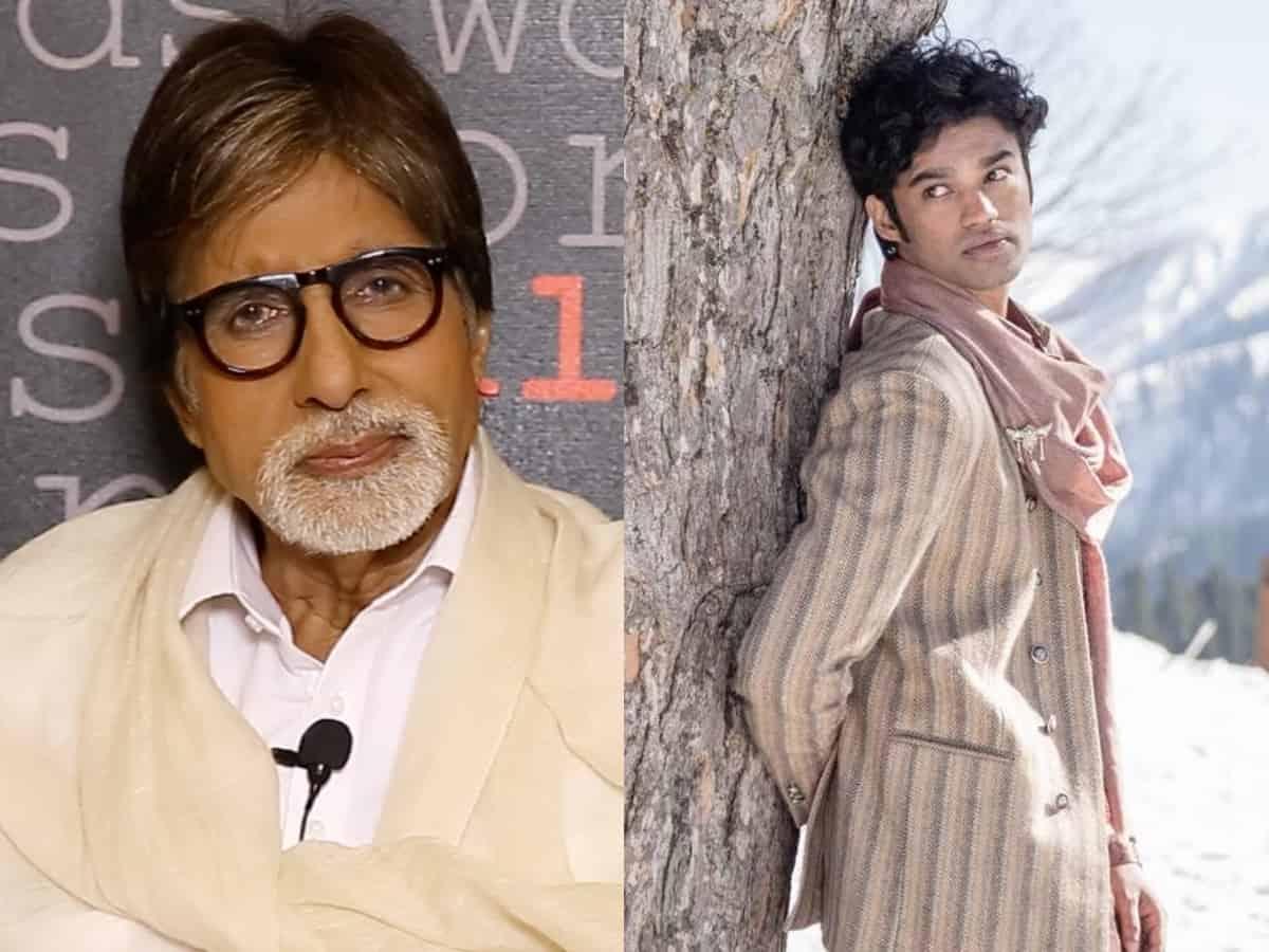 Amitabh Bachchan's lauds Irrfan's son Babil's Bollywood debut film 'Qala'