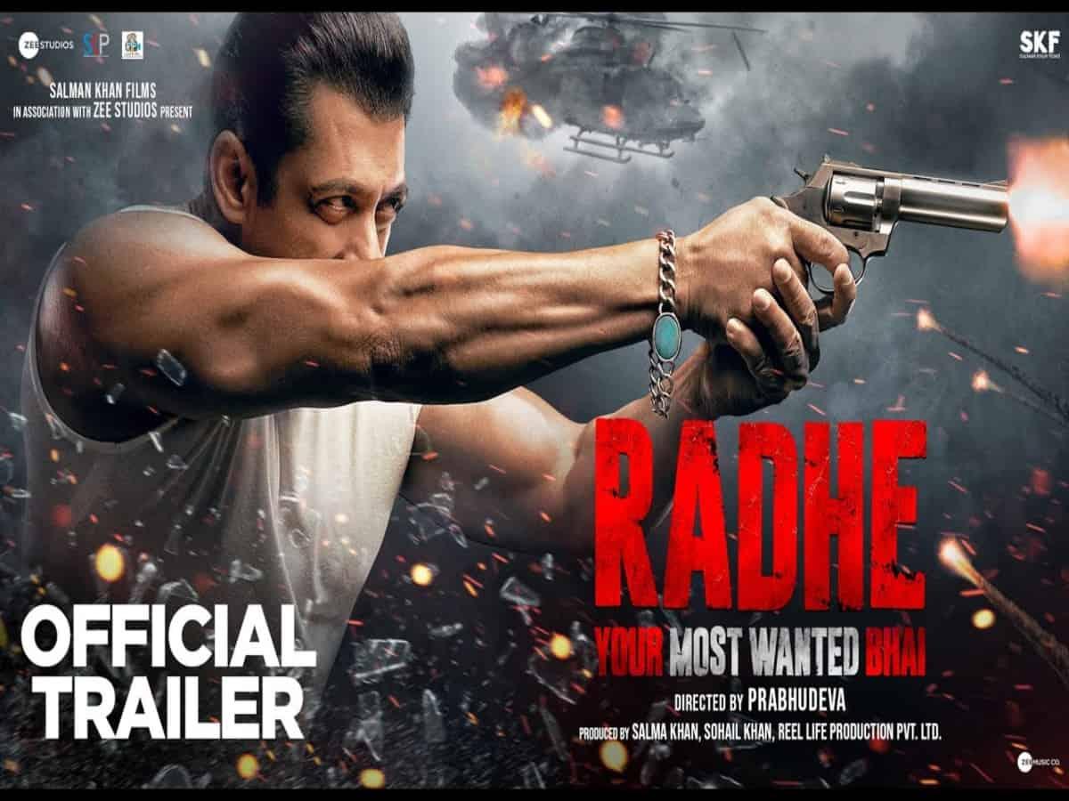 Radhe trailer: Salman Khan-starrer promises full action-packed ride on Eid