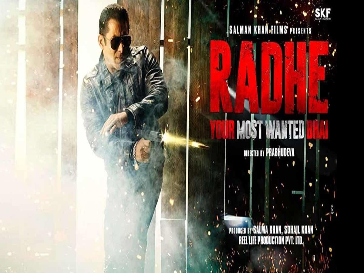 Salman Khan's Radhe to release in 'hybrid' mode on Eid; trailer out tomorrow