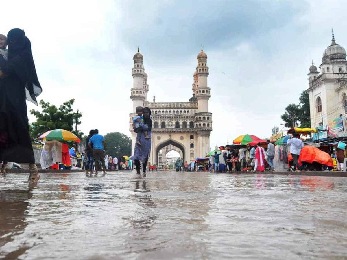 Hyderabad: Rain predicted in the next 48 hours