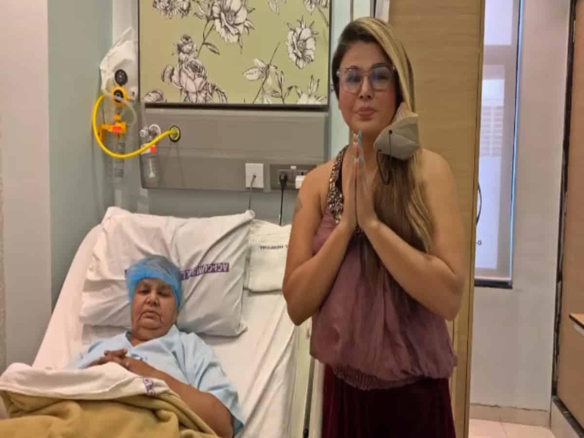 Rakhi Sawant thanks 'angel' Salman Khan for saving her mother's life [VIDEO]