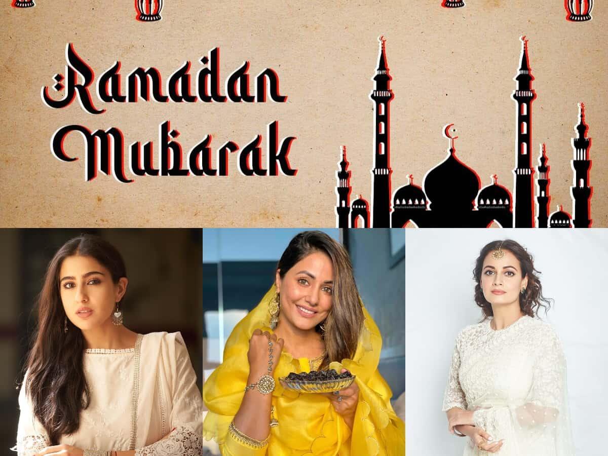 Sara Ali Khan, Big B, Dia Mirza & others extend wishes as Ramzan begins