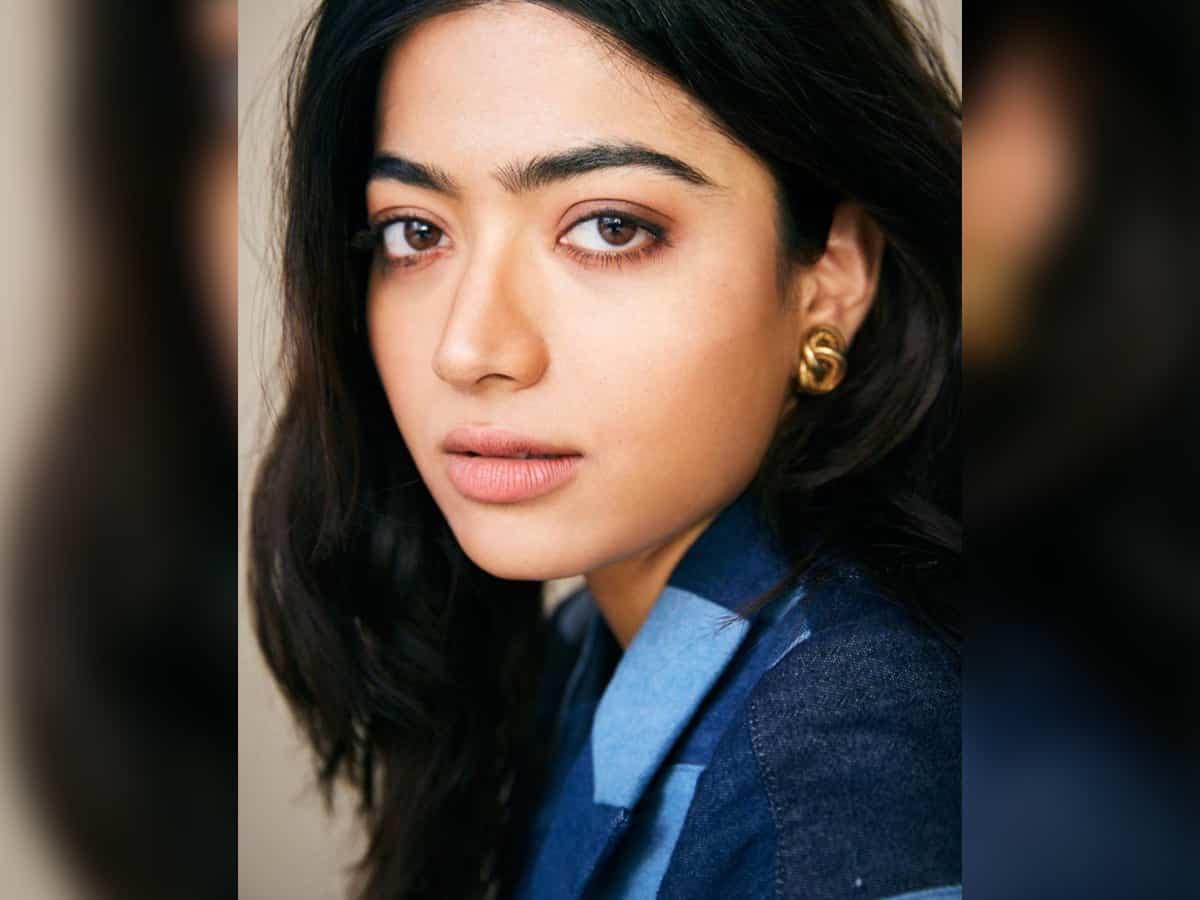 Rashmika Mandanna hints at third Bollywood film