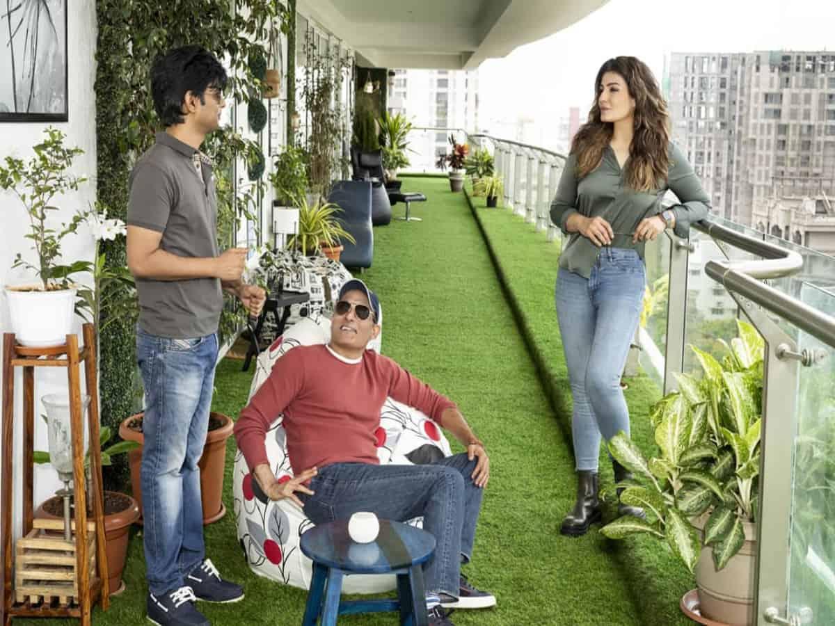 Akshaye Khanna, Raveena Tandon to share screen for first time