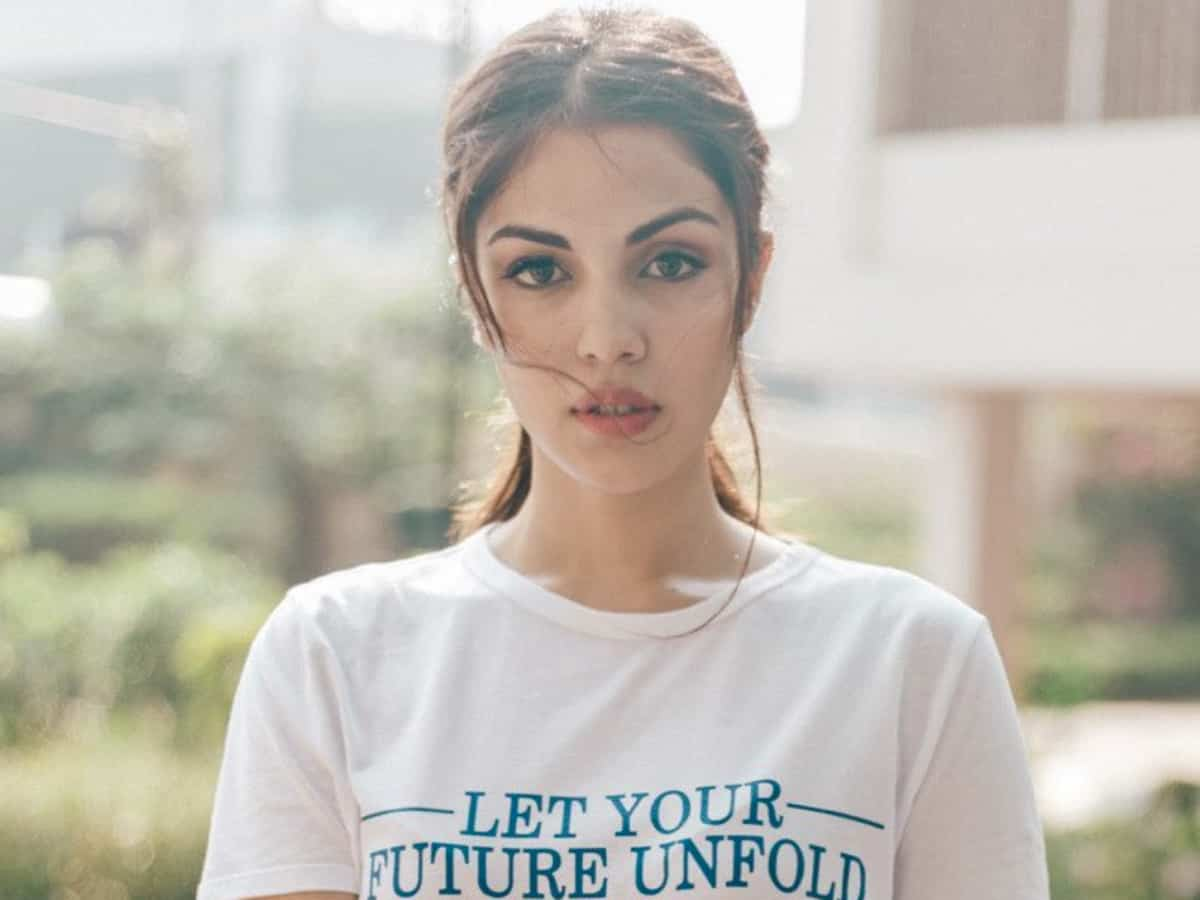 Rhea Chakraborty now seeks work in Hyderabad after Bollywood shut its doors