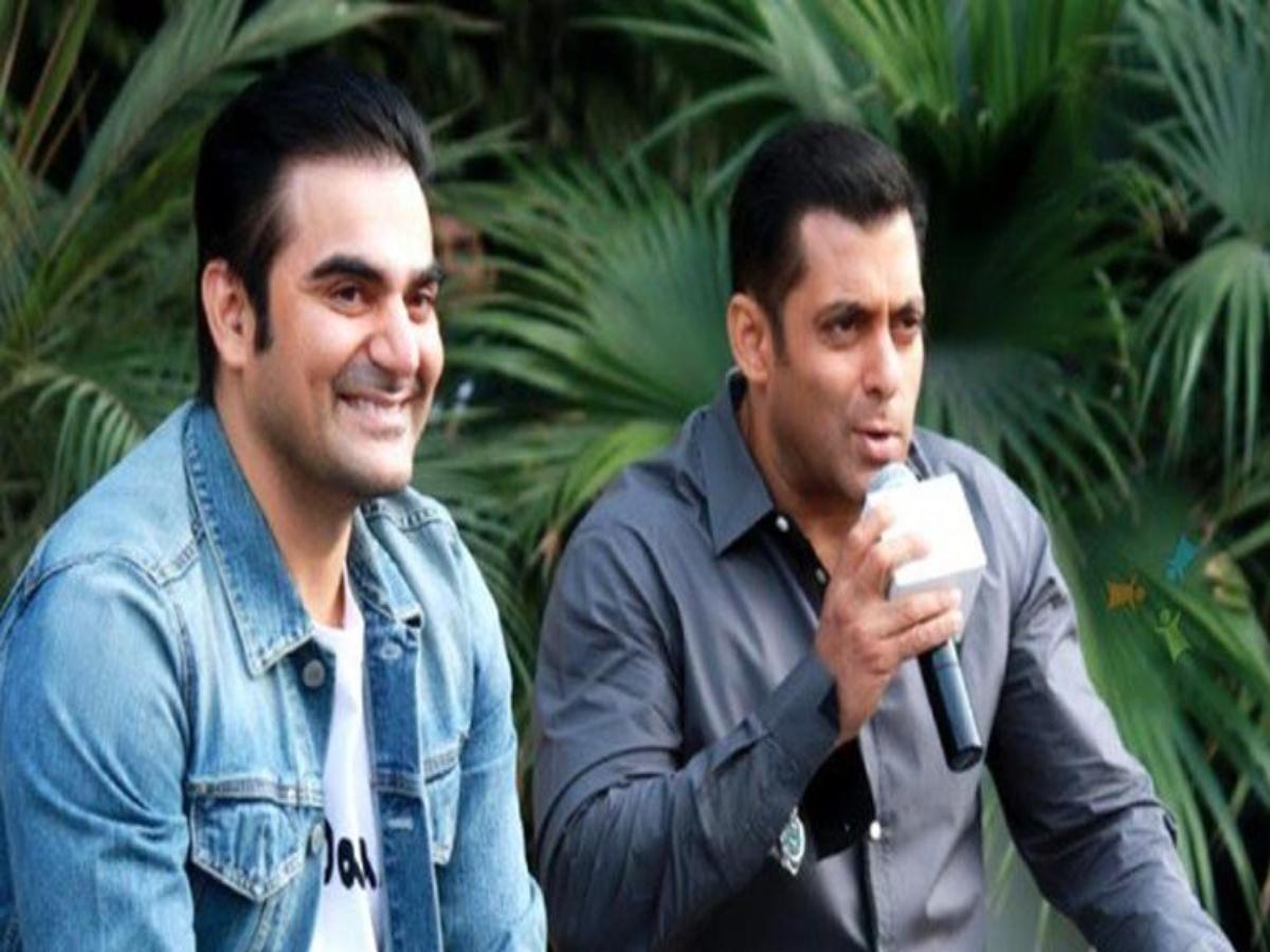 When Arbaaz Khan revealed why Salman Khan never kissed onscreen