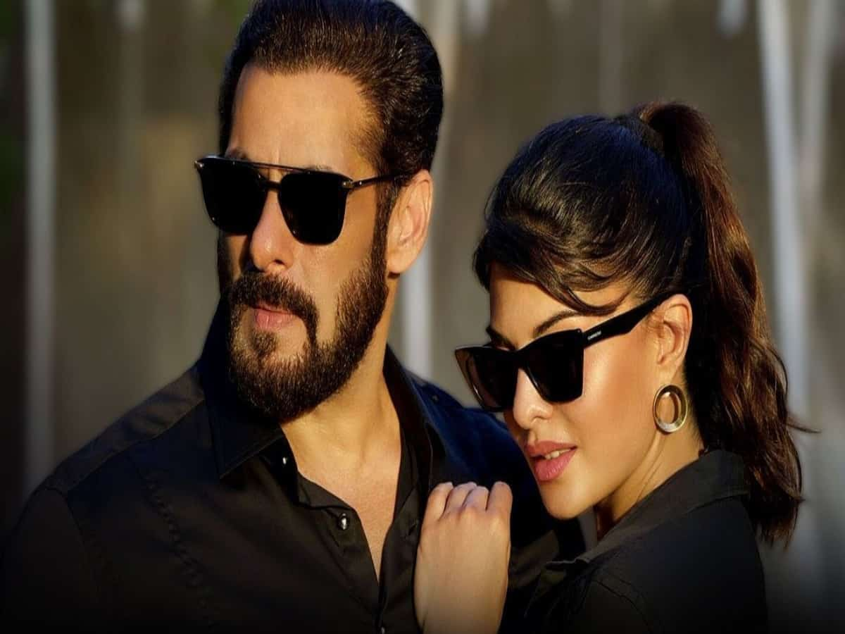 Salman Khan, Jacqueline Fernandez unveil foot tapping song from Radhe