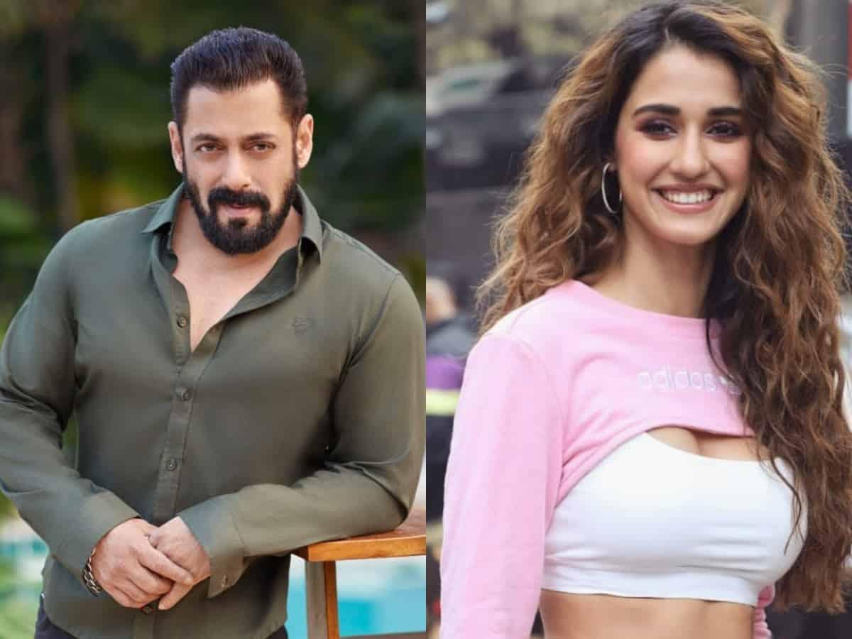 'Seeti Maar': Get ready for Salman, Disha's peppy song from Radhe