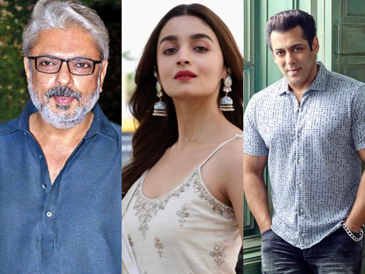 Salman Khan removed from Bhansali's upcoming project 'Inshallah, who replaced him?