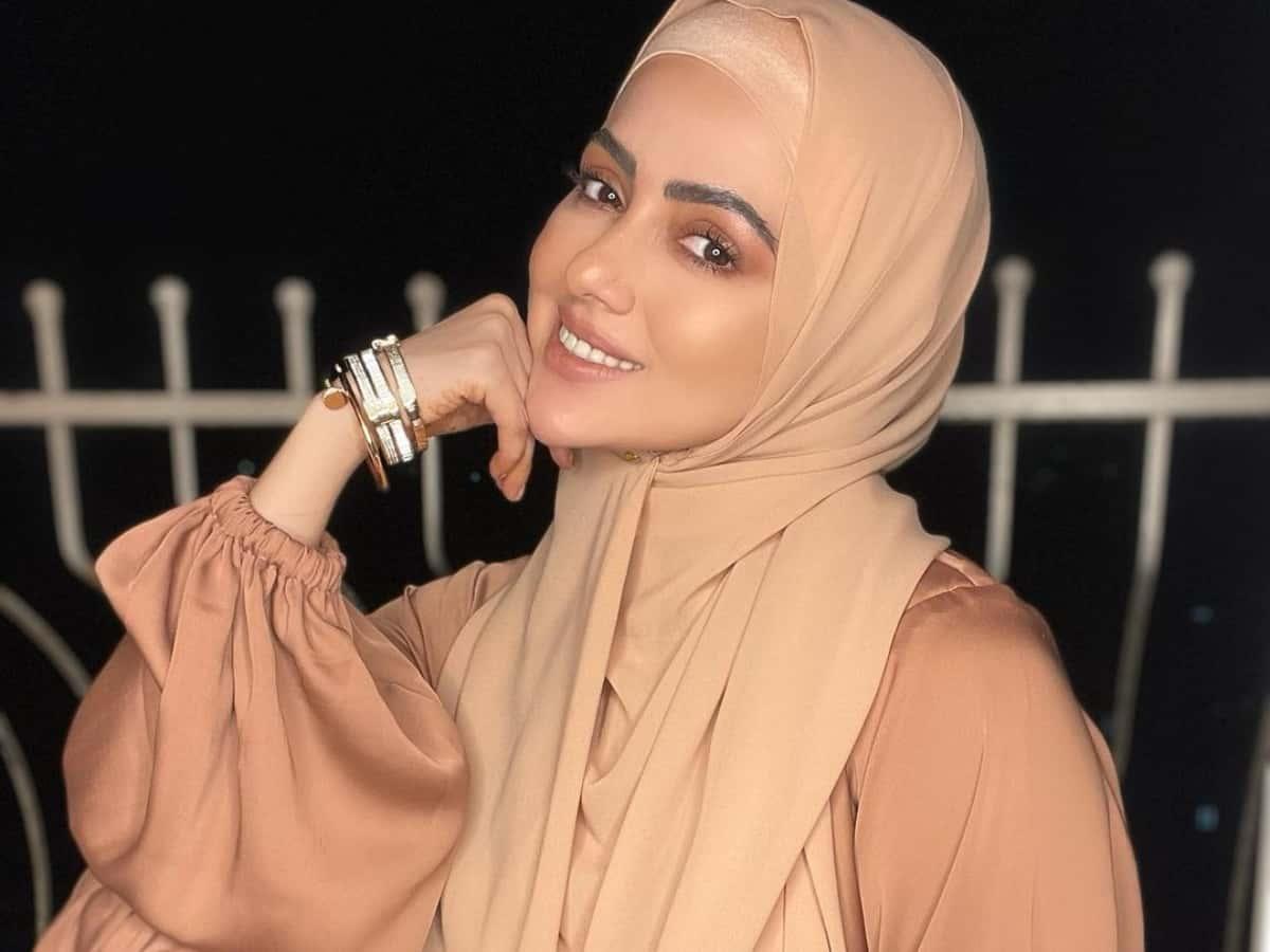 'One who truly loves you..': Sana Khan goes spiritual ahead of Ramadan