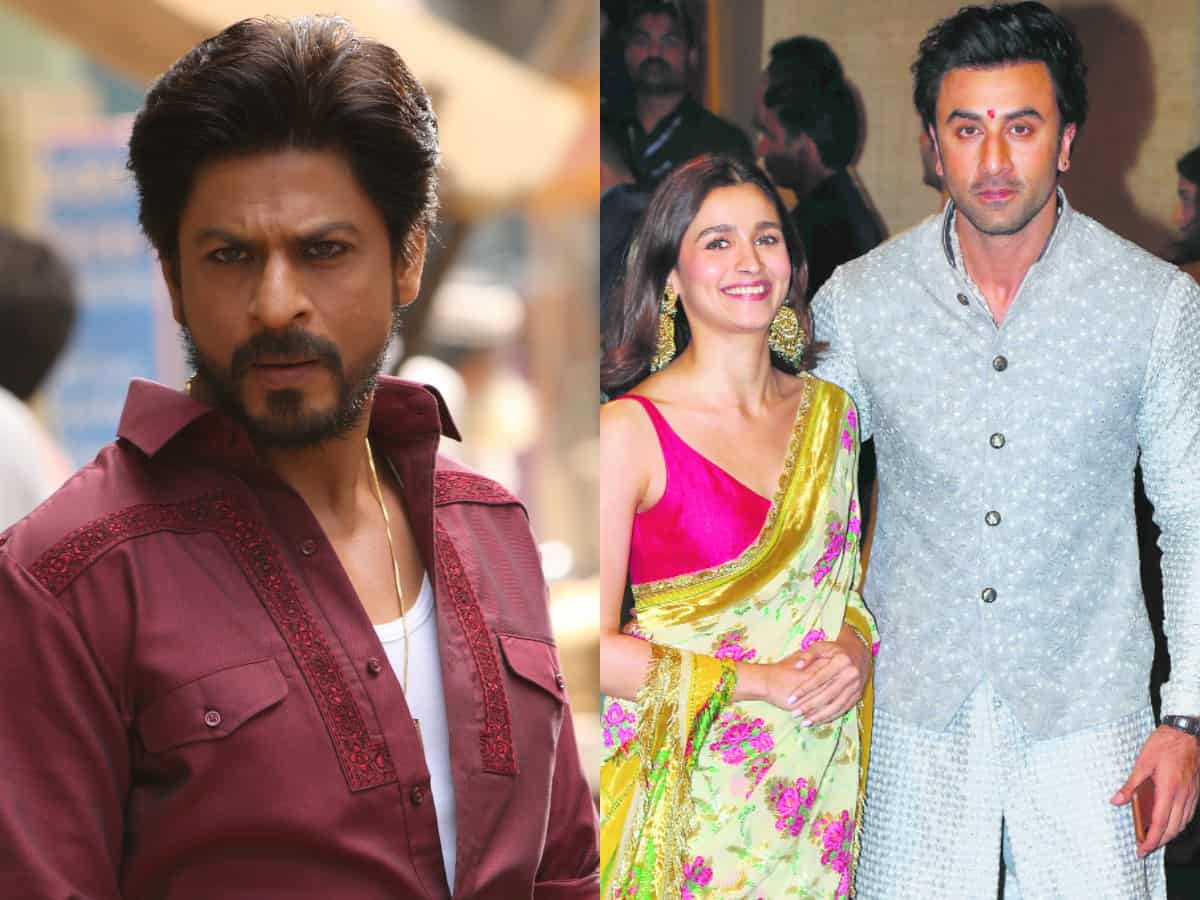 SRK's Pathan and Ranbir's Brahmastra shoot gets stalled
