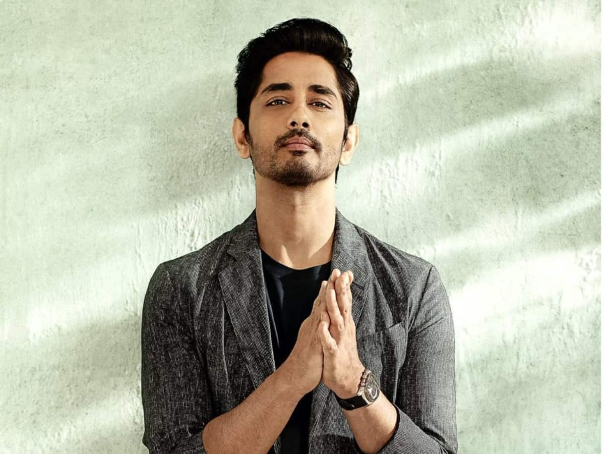 Siddharth gives up police protection offered after death threat