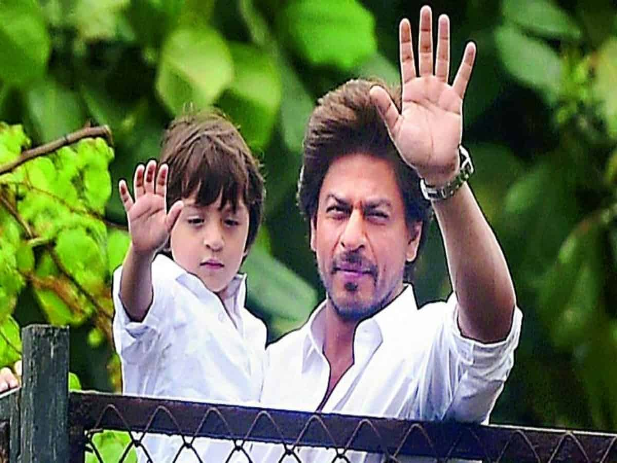 Flashback: Why SRK chose the name 'AbRam' for his younger son?