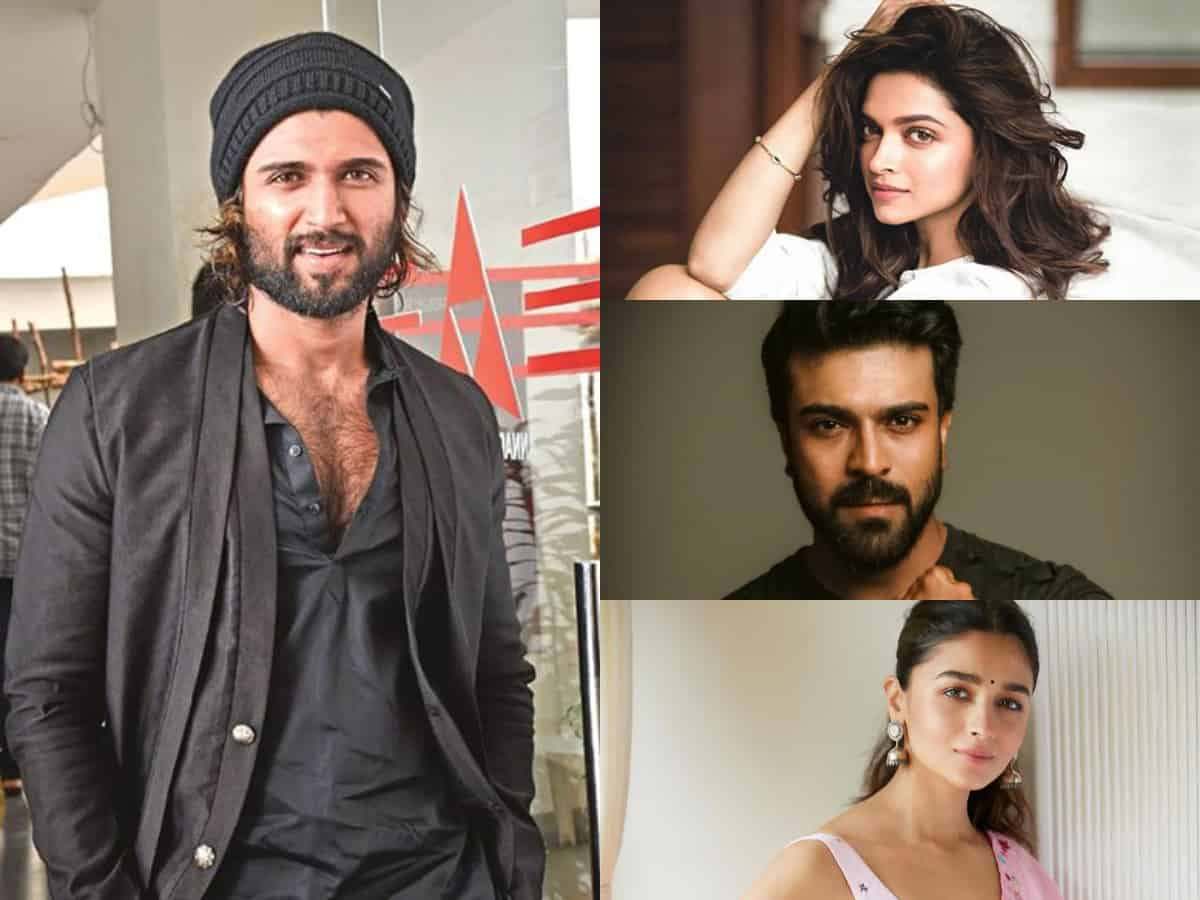 Top names of Bollywood and Tollywood co-stars in mega projects
