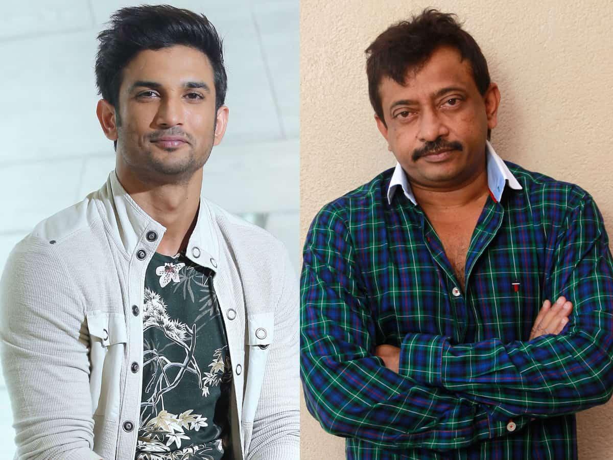 Ram Gopal Varma to make film on Sushant Singh Rajput death case