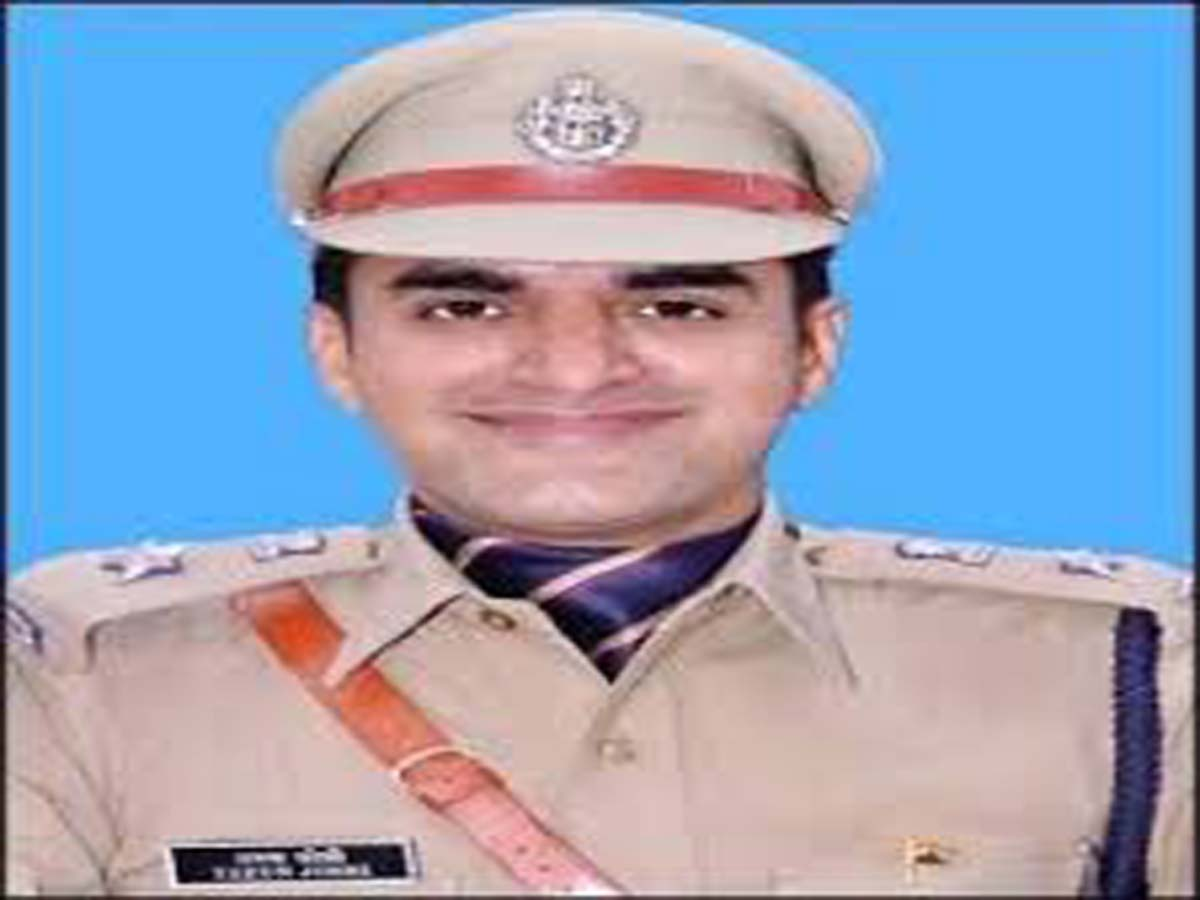 Two IPS officers transferred in Telangana