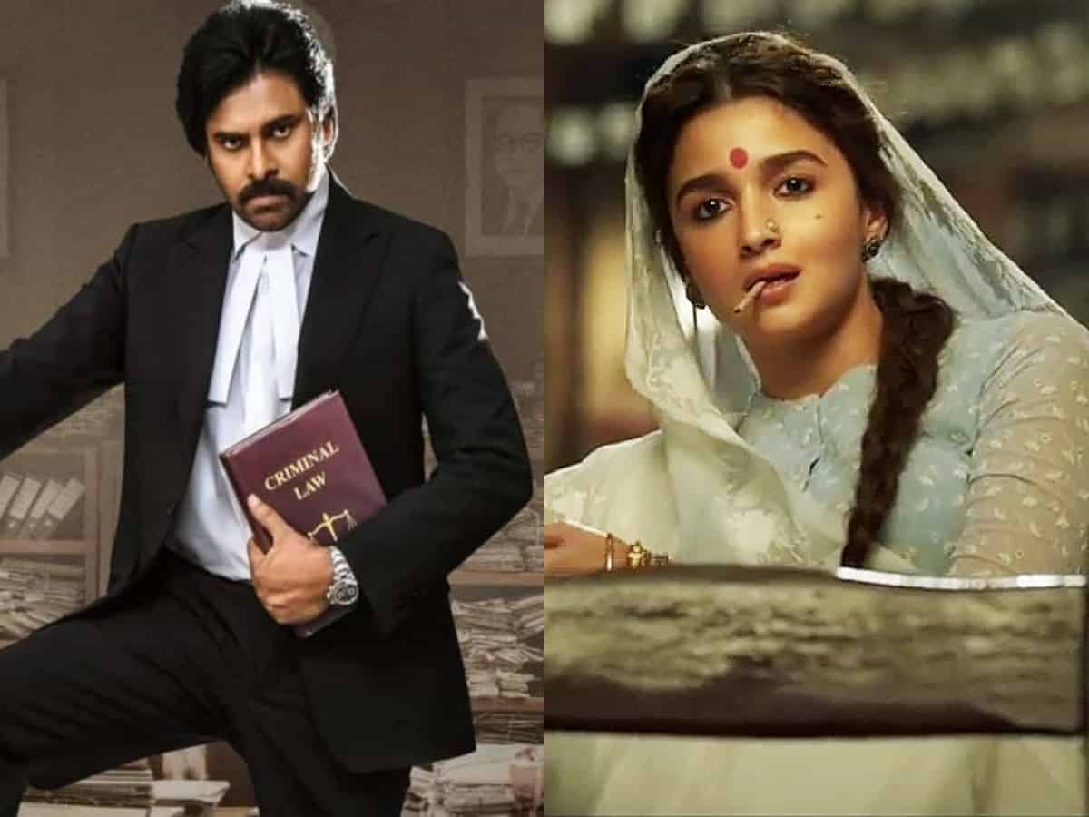 Alia Bhatt's Gangubai Kathiawadi Telugu teaser has Pawan Kalyan's Vakeel Saab connection