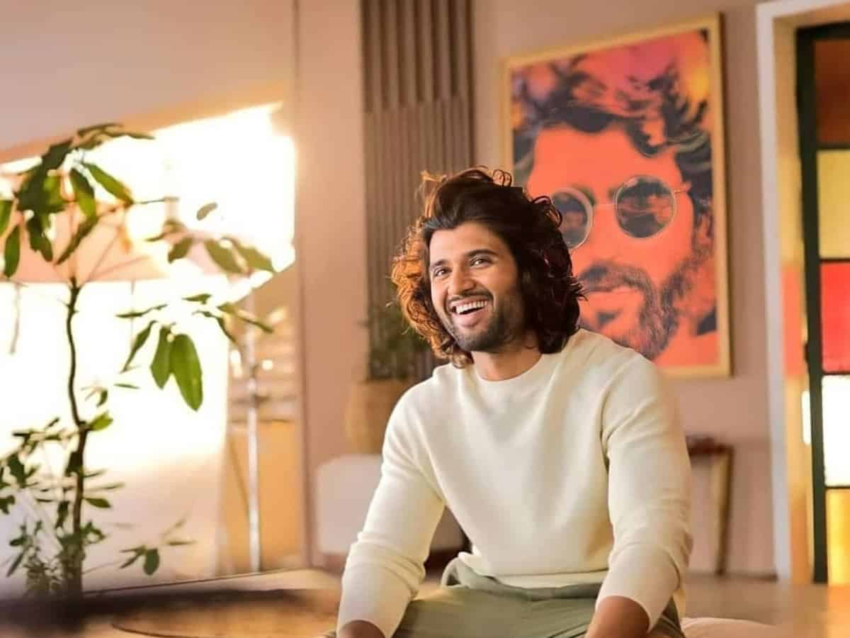 Walkthrough Vijay Deverakonda's multi-crore, plush house in Hyderabad