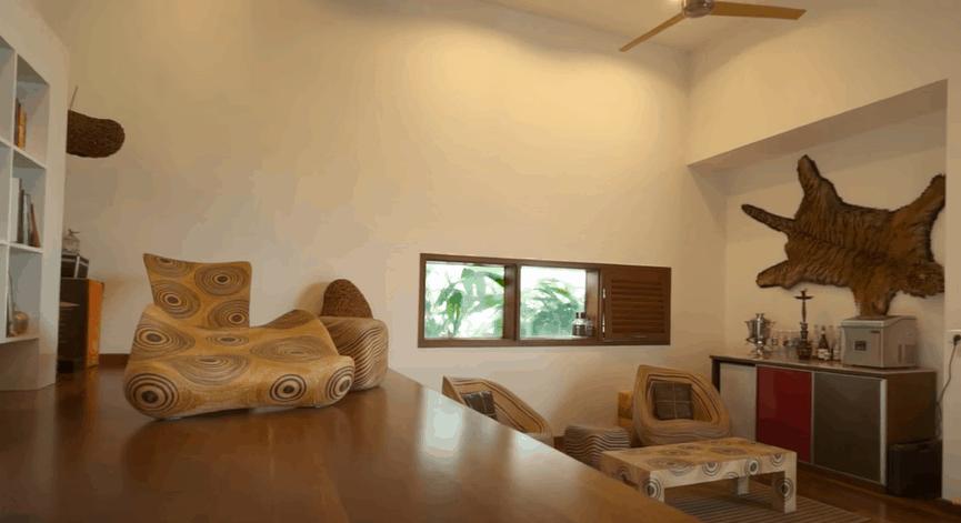 Inside Rana Daggubati's palatial house in Filmnagar, Hyderabad