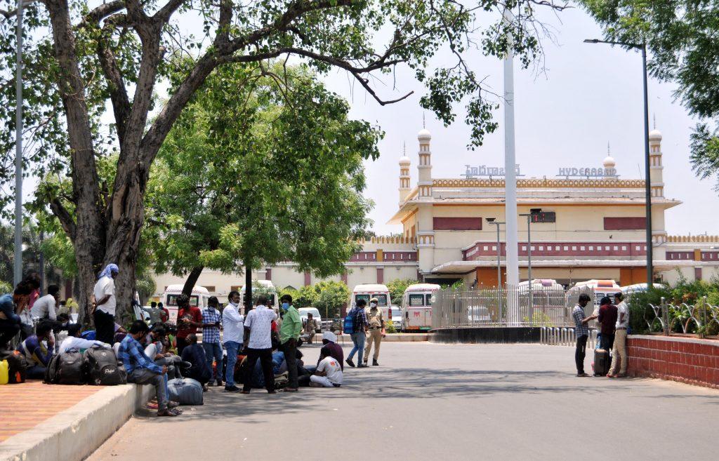 Nampally Railway Station