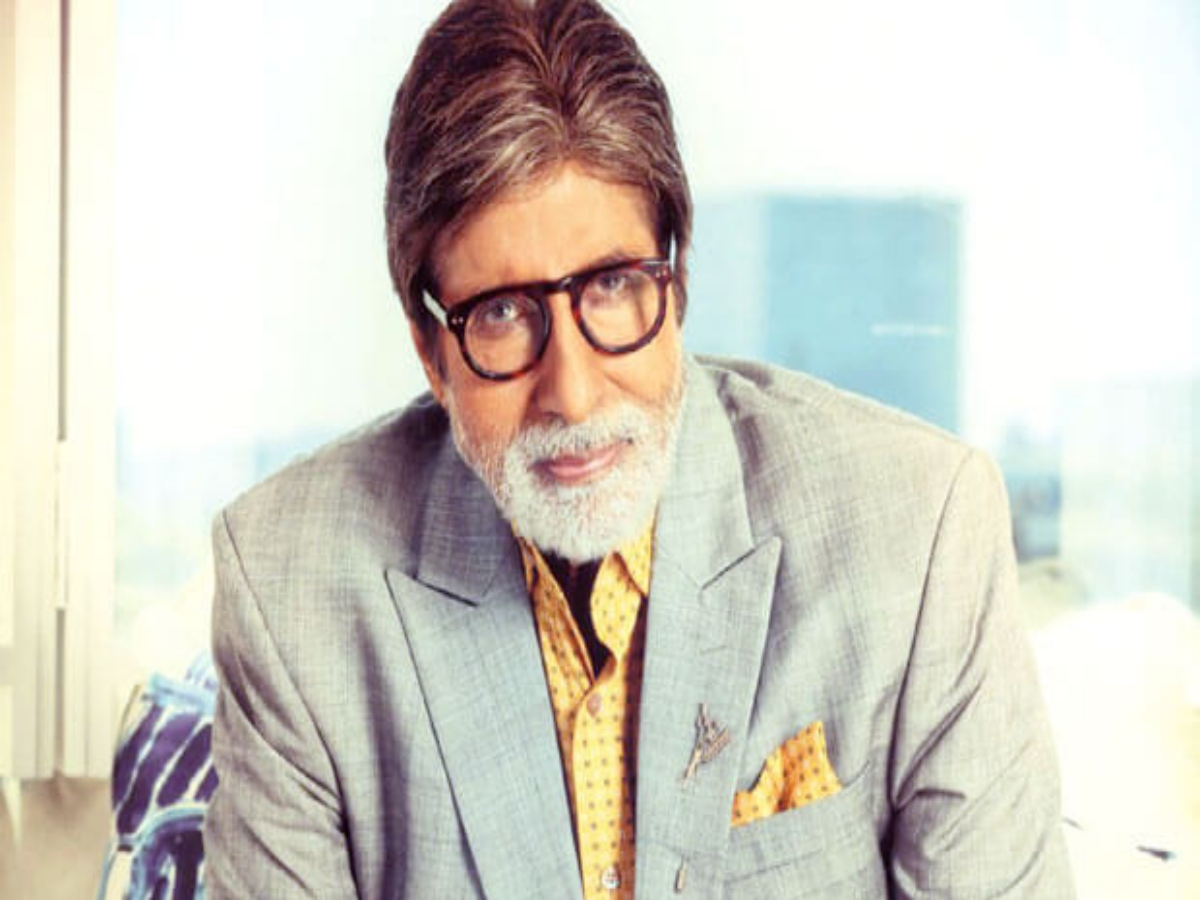 Amitabh Bachchan's Mumbai office flooded by cyclone