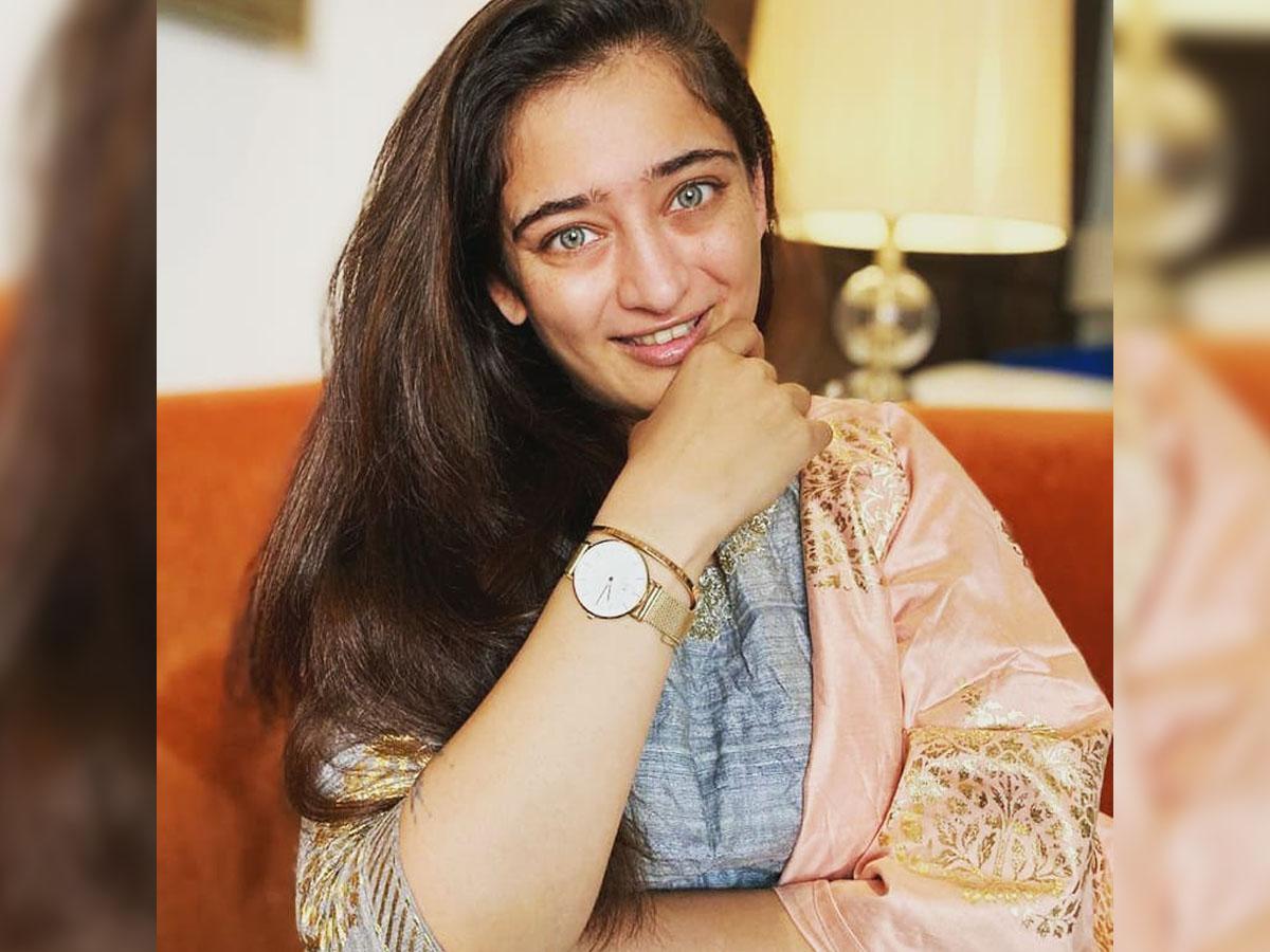 Akshara Haasan reveals the activity she has taken to during lockdown