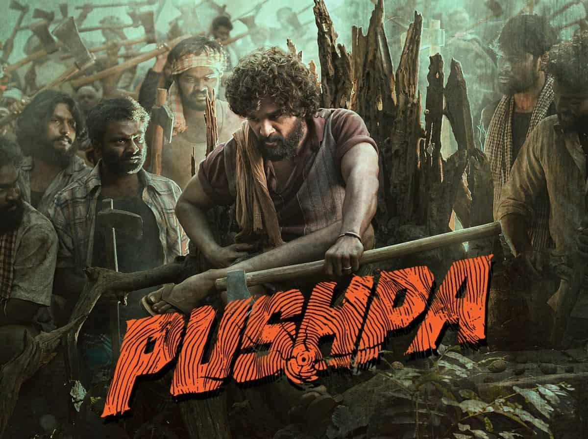 Allu Arjun-starrer 'Pushpa' to release in two parts