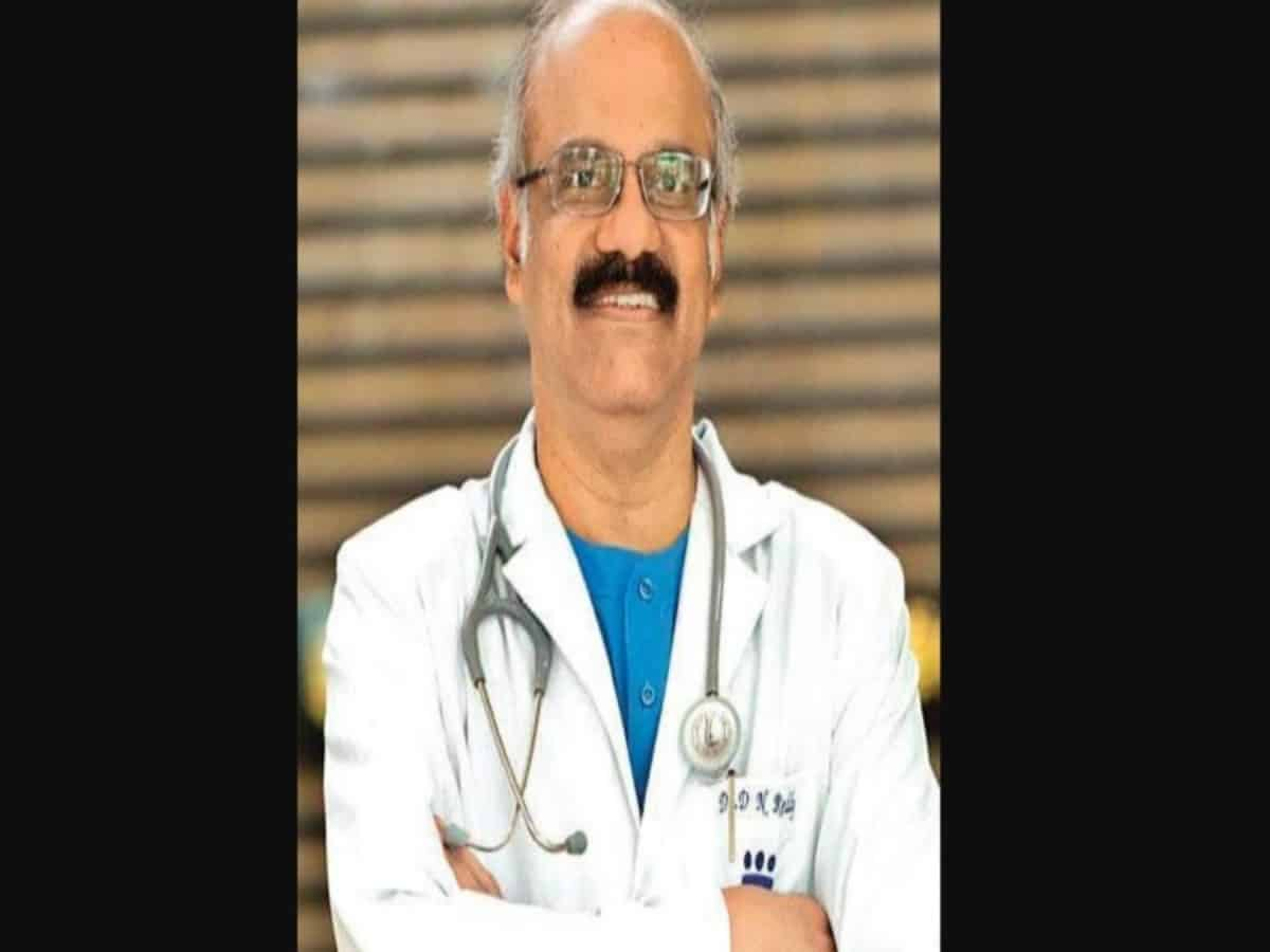 Monoclonal antibodies shows encouraging results in COVID-19 patients: Dr. Nageshwar Reddy