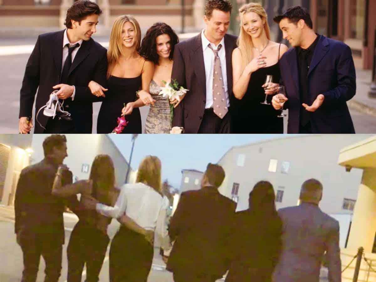 Fans can't keep calm as sitcom F.R.I.E.N.D.S to return on May 27