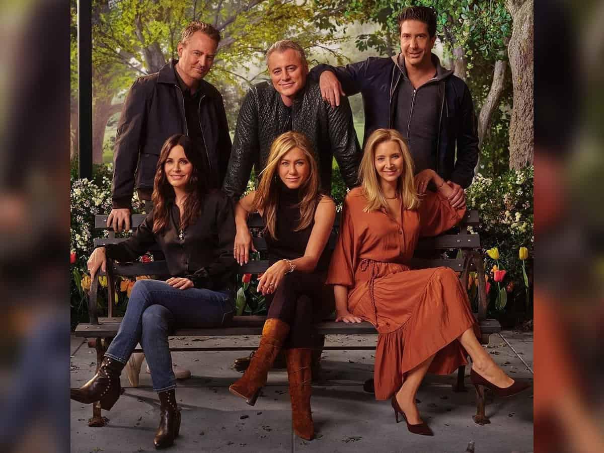 'Friends' creators open up about show's lack of diversity