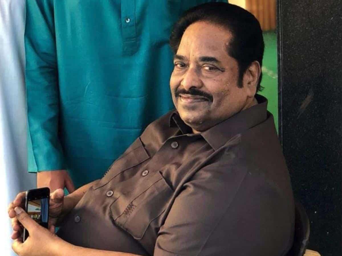 Retired police officer 'Gabbar Singh' dies of COVID in Hyderabad