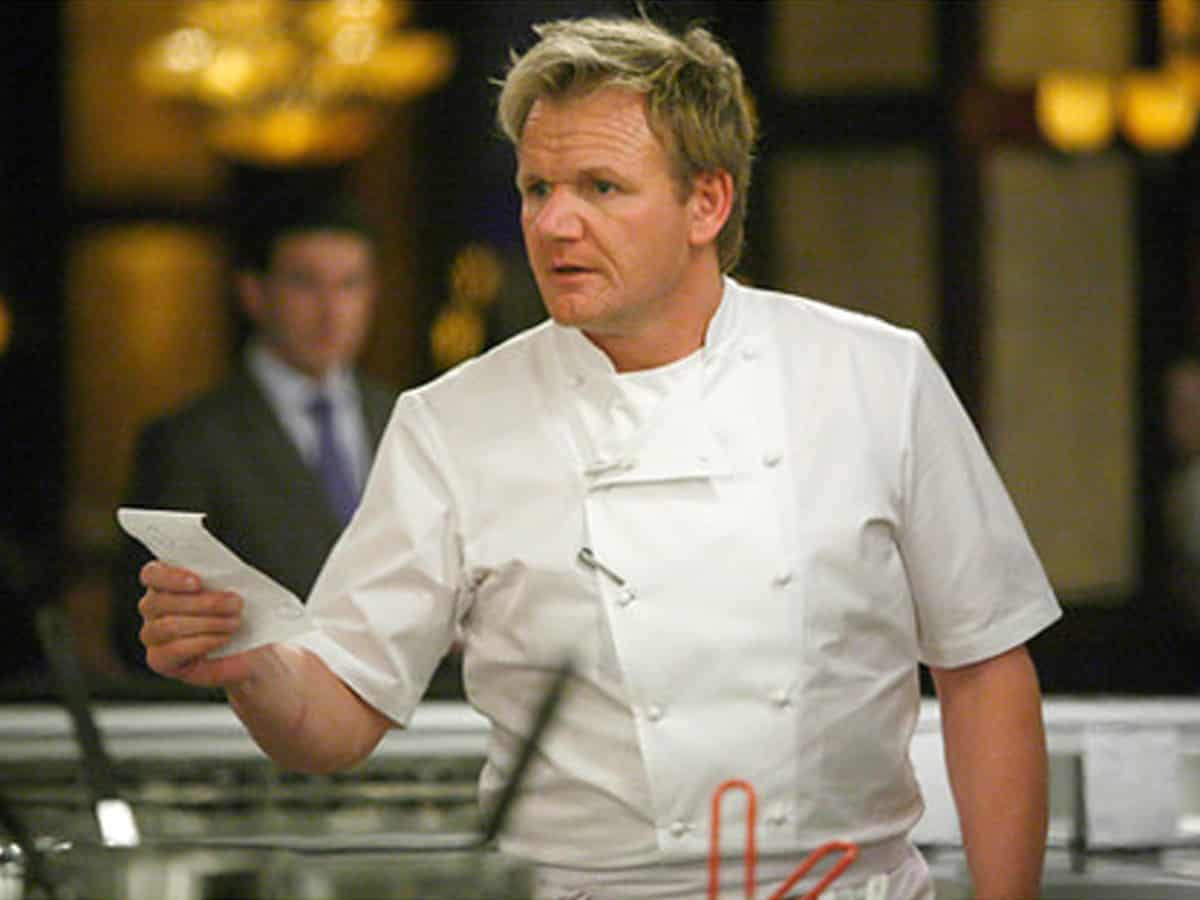 Gordon Ramsay set to host new cooking competition series