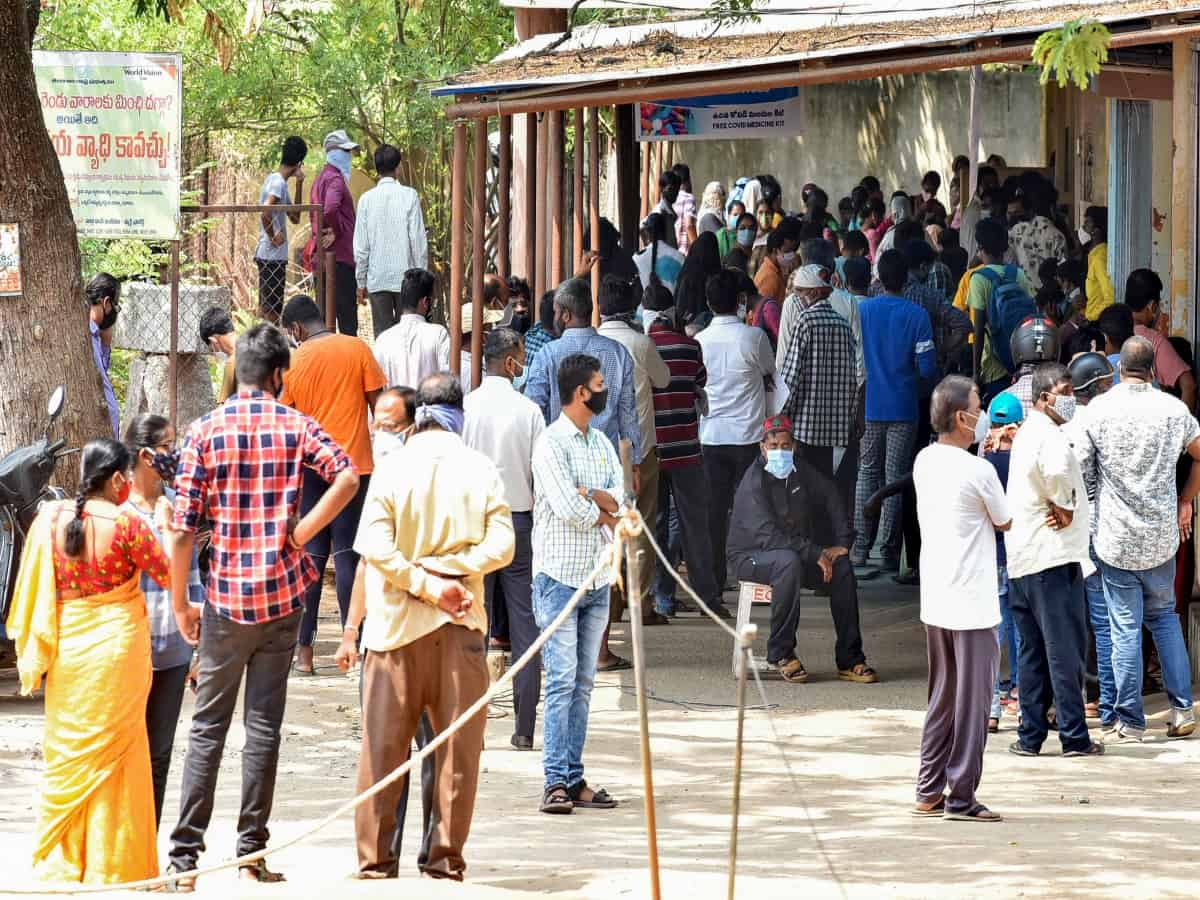 Hyderabad: Vaccination centers geotagged for easy access