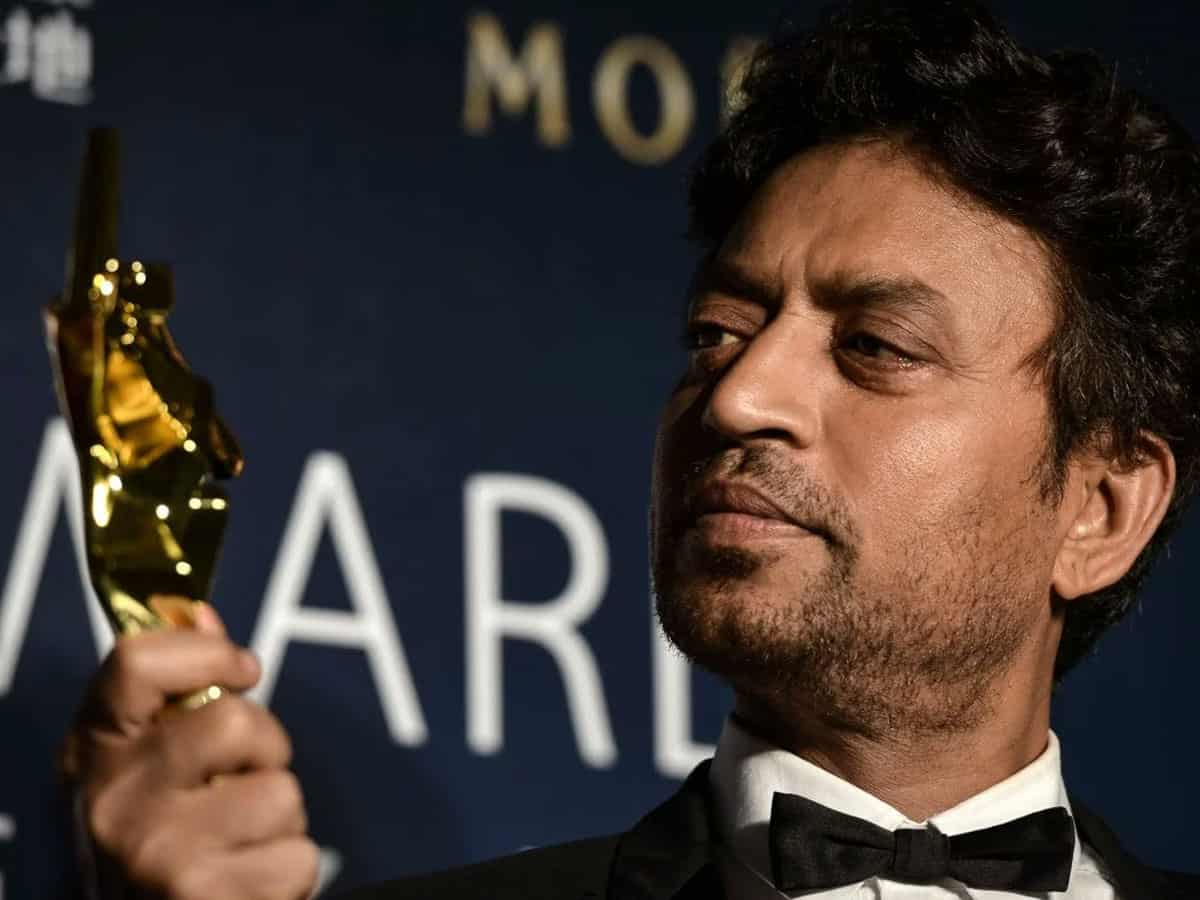 When Irrfan said his character will be remembered like Gabbar Singh!