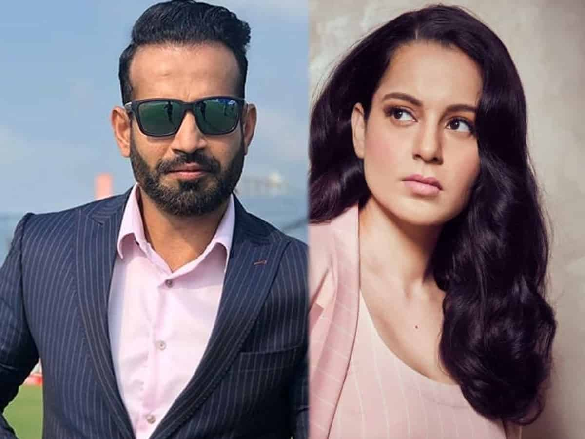 Irfan reacts to Kangana's jibe: My tweets are either for humanity or countrymen