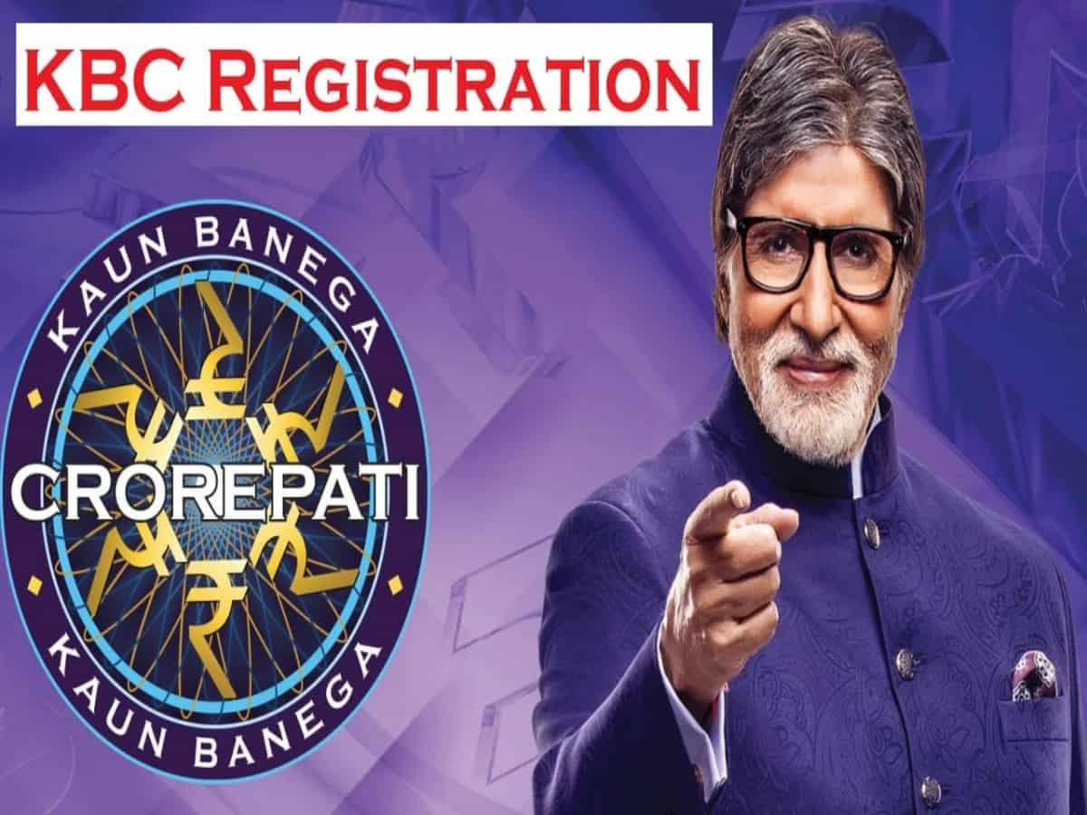Here's how you can register for Kaun Banega Crorepati 13