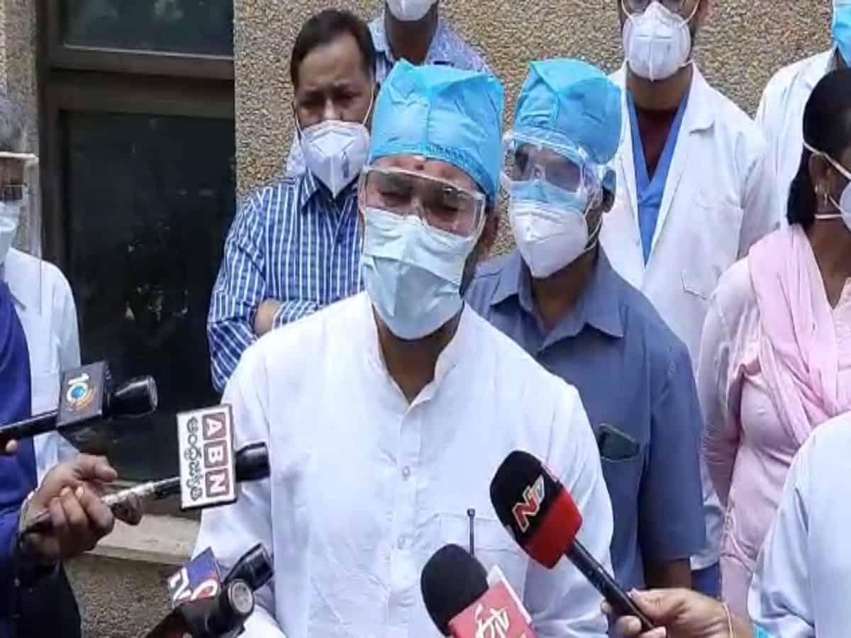 India to produce 259cr COVID vax doses by year-end: Kishan Reddy