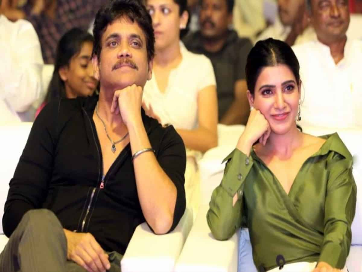Nagarjuna is worried for his daughter-in-law Samantha ; here's why